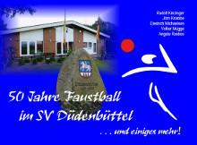 Buch 50 Jahre Faustball